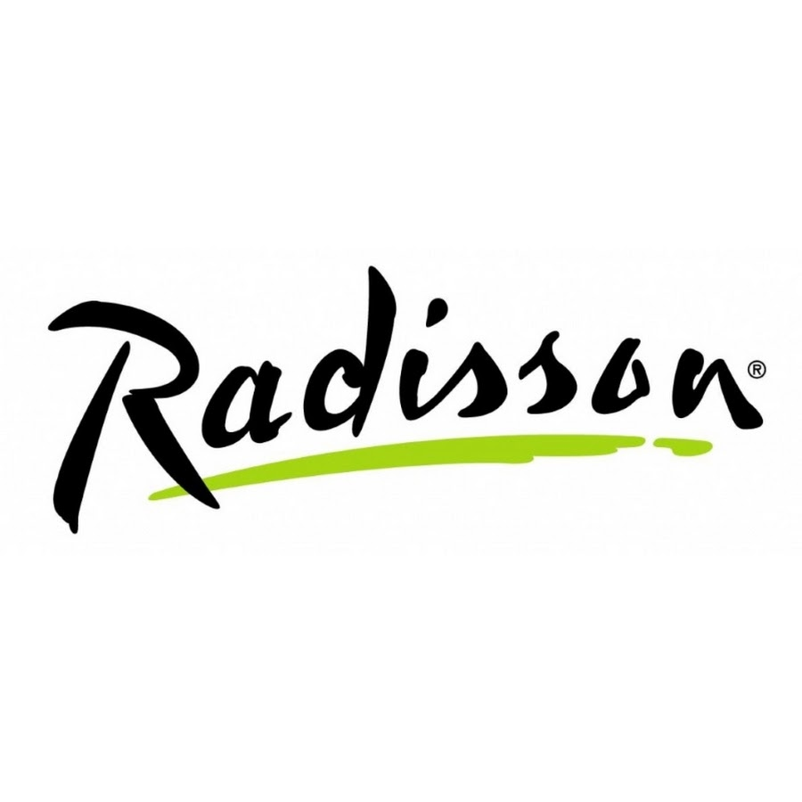 "Displaying our client ""Radisson"" logo."